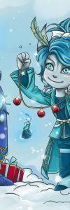 086-Weihnachtsgolem